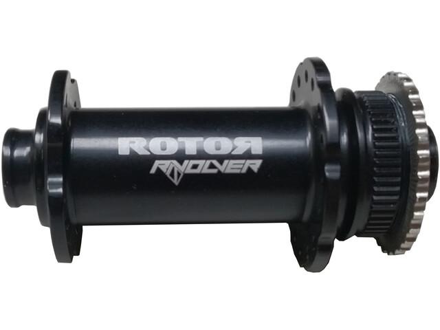 Rotor R-Volver Moyeu pour roue avant 1x13 12x100mm Centerlock J-Bend Disc, black